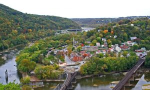 harpers ferry resorts yeagar airport