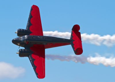Younkin Airshows Beech 18