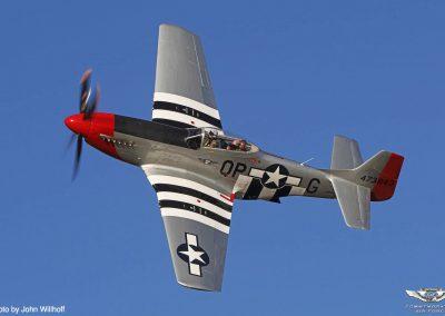 P-51 & FW-190 European Dog Fight