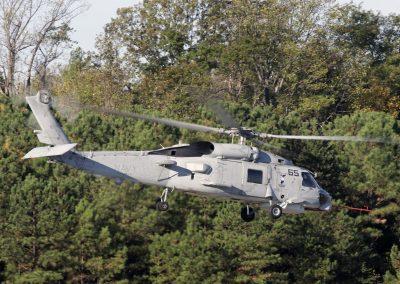 Navy Test Pilot School H-60