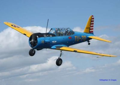 Volte BT-13 - CAF Capital Wing