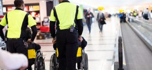 Yeagar Airport disability accommodations