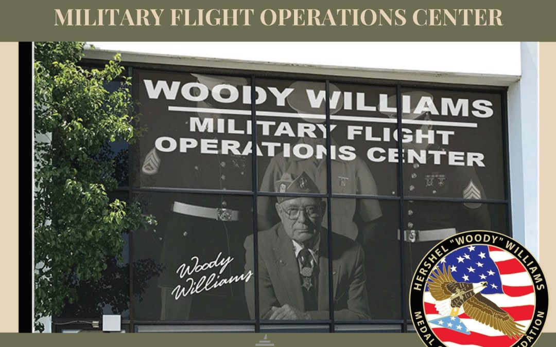 Please Join Us-Military Flight Operations Dedication