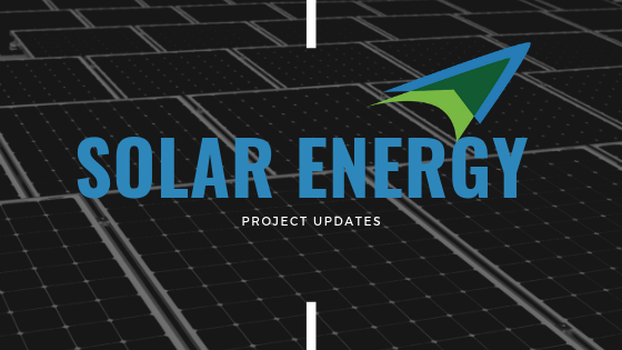 07/02/2019 – Yeager Airport to Begin Installation of Solar Panels Monday, July 8th, 2019