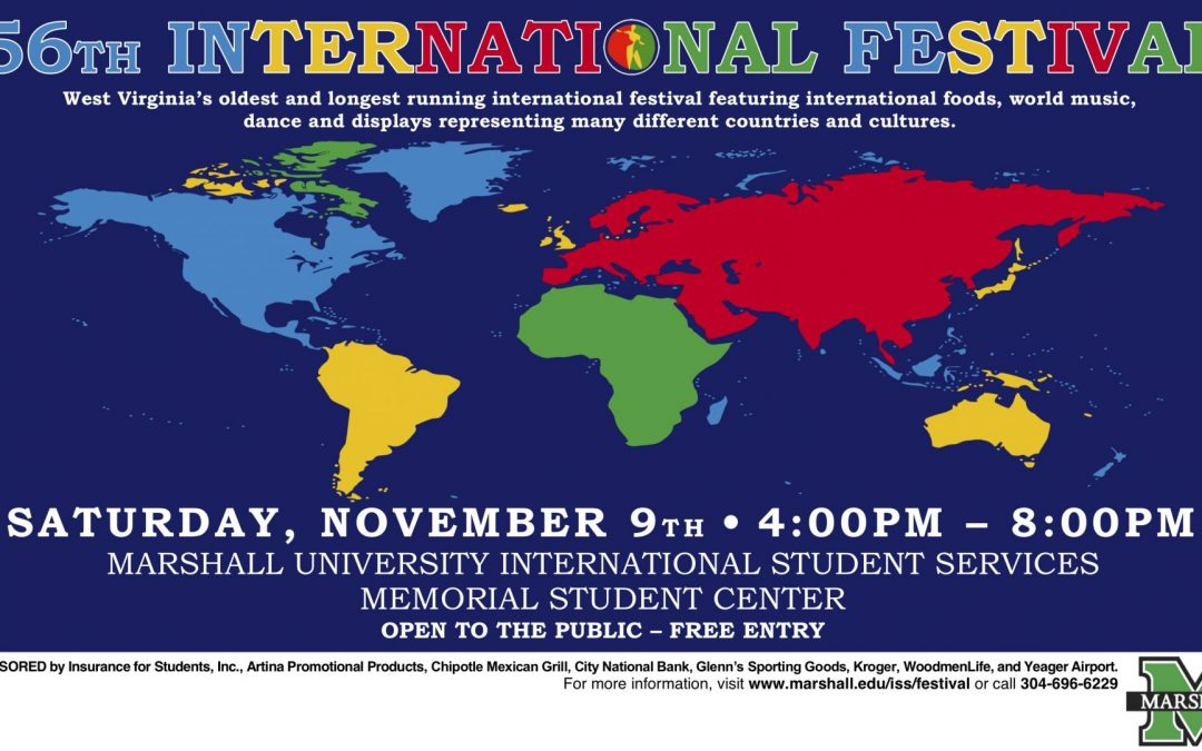 56th International Festival – Marshall University