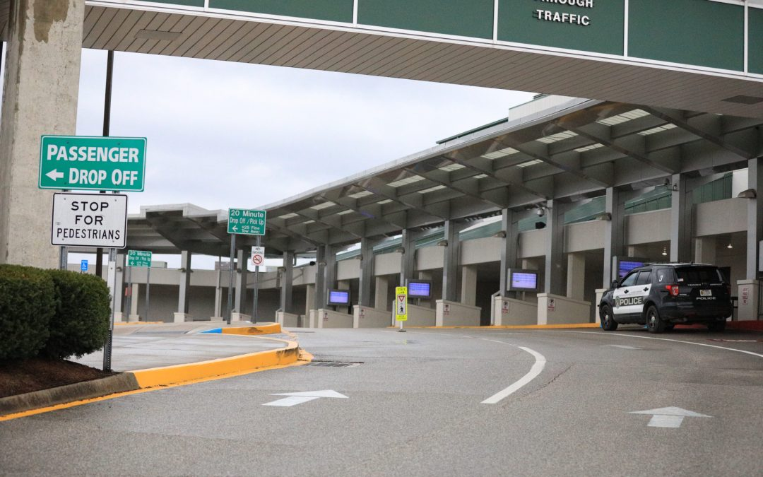 10/06/21 – PRESS RELEASE – Yeager Airport Receives WVEMD Homeland Security Grant for Security Upgrades