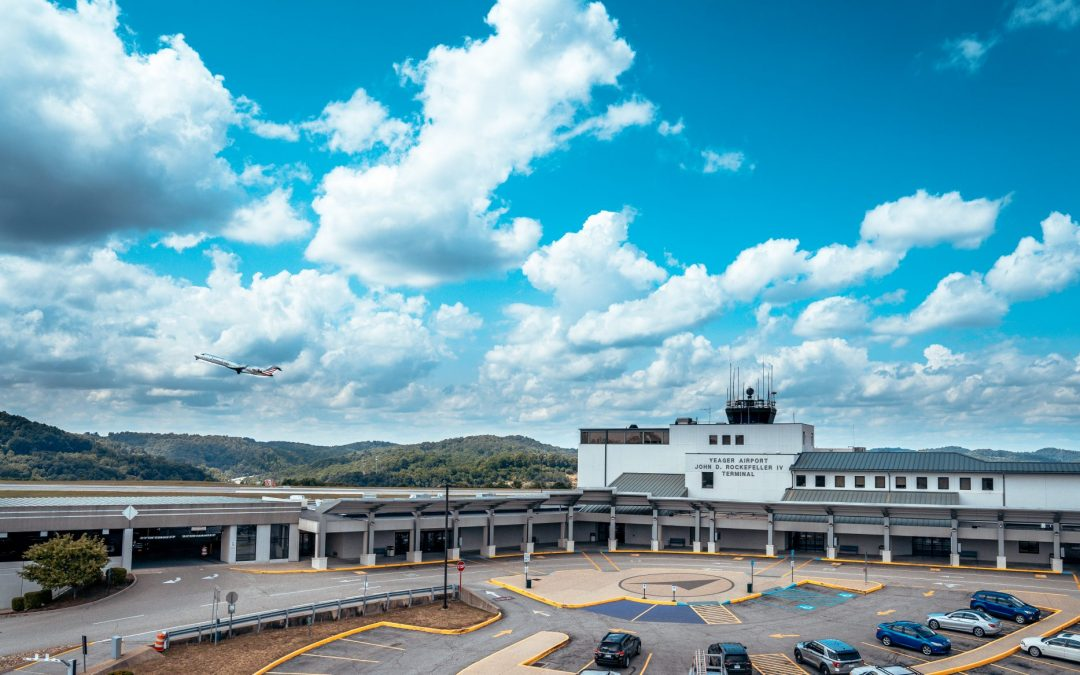 Yeager Airport is Ready to Fly Post Pandemic