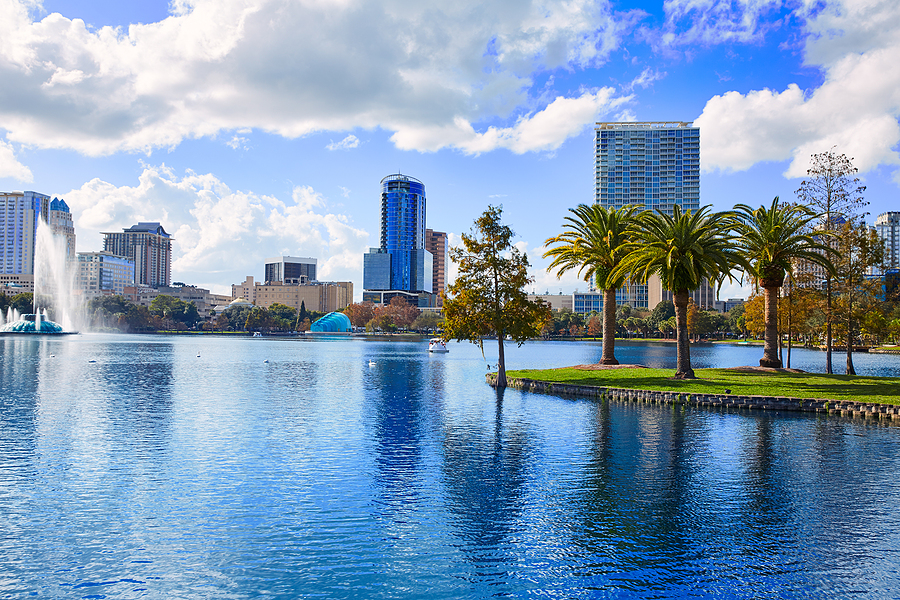 Planning a family trip to Orlando? Let CRW take you there!