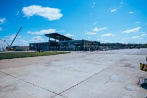 Yeager Airport is set to be the home of Marshall University's Flight School