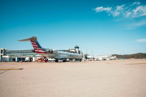 Return to Full Skies | Yeager Airport