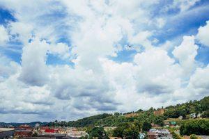 Paul Peck set the standard for West Virginia Pilots