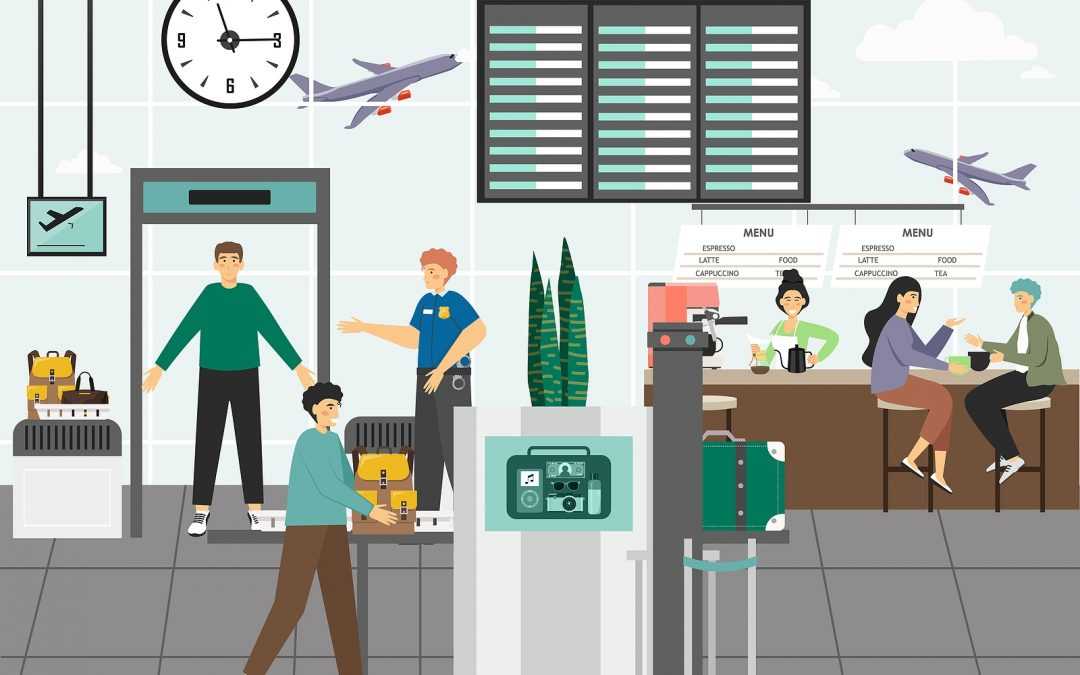 Yeager Airport Job Fair