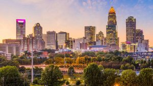 Charlotte is one of the best fall destinations